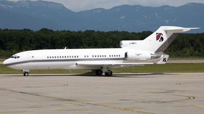2-MMTT - Boeing 727-76 - Private