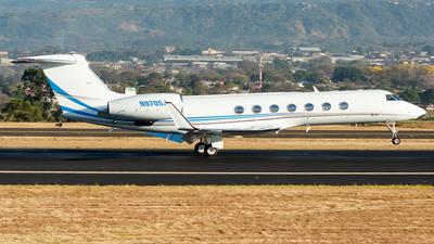 A picture of N970SJ - Gulfstream V - [562] - © RAFAEL FERNANDEZ ABARCA