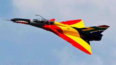 861 - Atlas Cheetah D - South Africa - Air Force