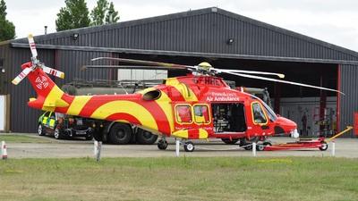 G-HHEM - Agusta-Westland AW-169 - Essex Air Ambulance