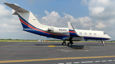 N104VV - Gulfstream G-II(SP) - Private