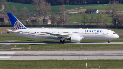 A picture of N27958 - Boeing 7879 Dreamliner - United Airlines - © Joe Masui