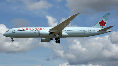 C-FRSE - Boeing 787-9 Dreamliner - Air Canada