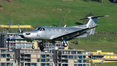 HB-FVM - Pilatus PC-12/47E - Private