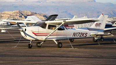 A picture of N172KS - Cessna 172S Skyhawk SP - [172S9481] - © C. v. Grinsven