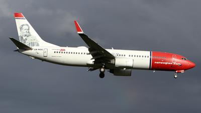 LN-NOG - Boeing 737-86N - Norwegian