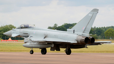 ZJ950 - Eurofighter Typhoon FGR.4 - United Kingdom - Royal Air Force (RAF)