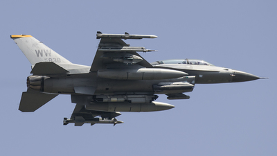 90-0838 - General Dynamics F-16D Fighting Falcon - United States - US Air Force (USAF)