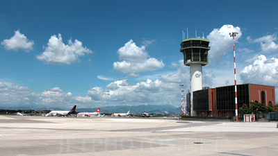 LIRN - Airport - Ramp