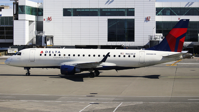 N623CZ - Embraer 170-200LR - Delta Connection (Compass Airlines)