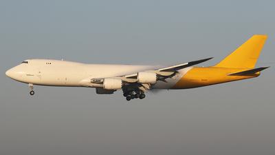 N856GT - Boeing 747-87UF - Polar Air Cargo