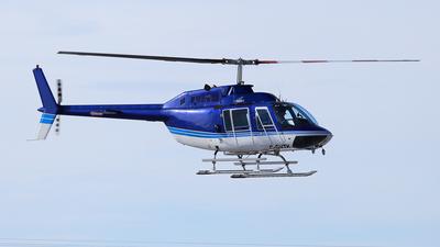 A picture of CGVTK - Bell 206B JetRanger II - [104] - © Mike MacKinnon