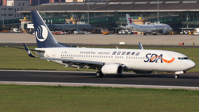 B-1746 - Boeing 737-85C - Shandong Airlines
