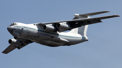 86852 - Ilyushin IL-76M - Armenia - Air Force