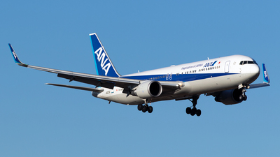 JA627A - Boeing 767-381(ER) - All Nippon Airways (Air Japan)