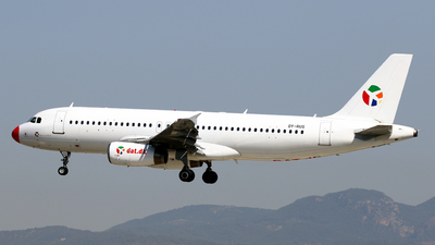 OY-RUS - Airbus A320-231 - Danish Air Transport (DAT)