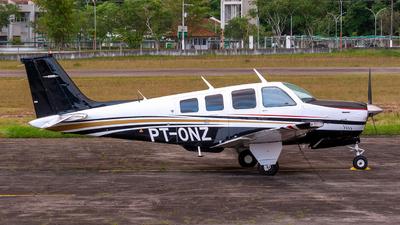PT-ONZ - Beechcraft A36 Bonanza - Private