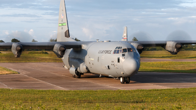 07-46312 - Lockheed Martin C-130J-30 Hercules - United States - US Air Force (USAF)