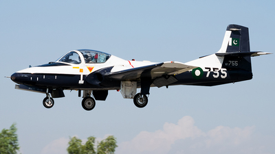 67-755 - Cessna T-37B Tweety Bird - Pakistan - Air Force