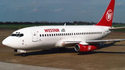 F-GVAC - Boeing 737-229(Adv) - West Air