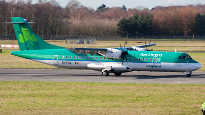 EI-FCZ - ATR 72-212A(600) - Aer Lingus Regional (Stobart Air)