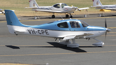 VH-CPE - Cirrus SR22 - Private