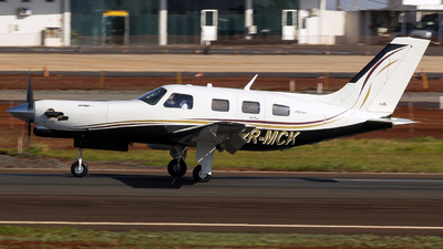 PR-MCK - Piper PA-46-350P Malibu Mirage/Jetprop DLX - Private