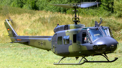 72-00 - Bell UH-1D Iroquois - Germany - Army