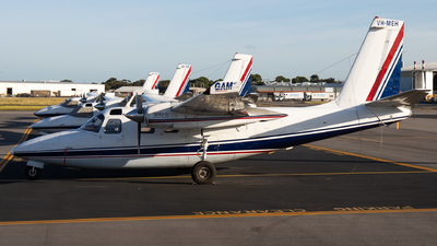 VH-MEH - Aero Commander 500S - General Aviation Maintenance (GAM)