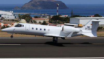 A picture of DCSIX - Learjet 60 -  - © Augusto Luis Ferreira