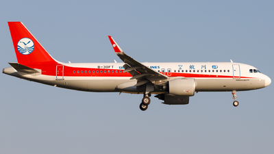 B-30FT - Airbus A320-271N - Sichuan Airlines