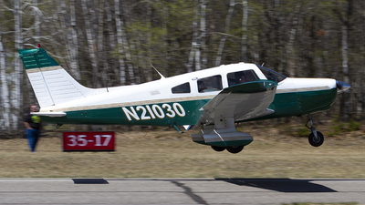 N21030 - Piper PA-28-161 Cherokee Warrior - Private