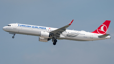 A picture of TCLTD - Airbus A321271NX - Turkish Airlines - © Markus Schwab