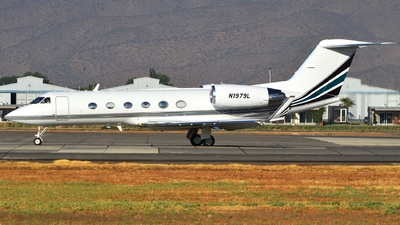 N1979L - Gulfstream G-IV(SP) - Sun Air Jets