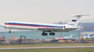 A picture of RA86539 - Ilyushin Il62MK -  - © Sergey Lebedev