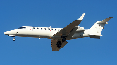 D-CNMB - Bombardier Learjet 45 - MHS Aviation