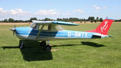 G-AWTX - Cessna 150J - Private