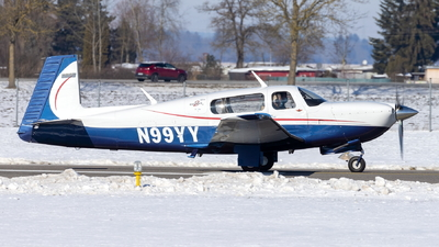 N99YY - Mooney M20R Ovation - Private