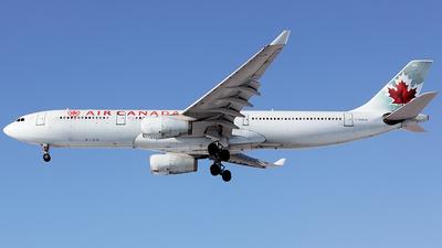 C-GHKW - Airbus A330-343 - Air Canada
