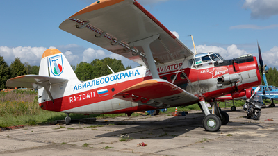 RA-70411 - PZL-Mielec An-2TP - Private