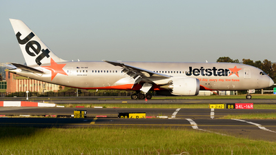VH-VKF - Boeing 787-8 Dreamliner - Jetstar Airways