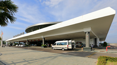 VVPC - Airport - Terminal