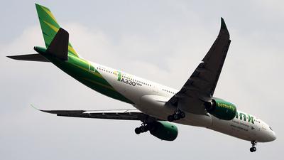 PK-GYC - Airbus A330-941 - Citilink