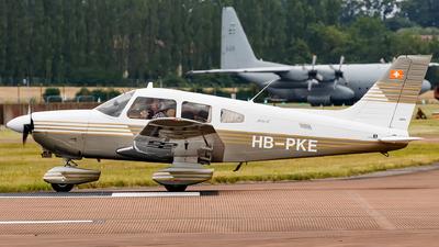 HB-PKE - Piper PA-28-181 Archer II - Private