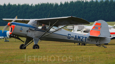 G-AMZT - Auster 5 - Private