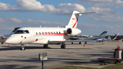 N588SB - Gulfstream G280 - Private