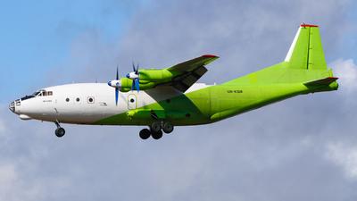 A picture of URKDM - Antonov An‑12BK - Cavok Air - © aerospotter.fra