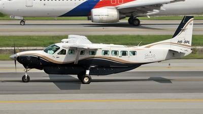 HS-SPL - Cessna 208B Grand Caravan - Private