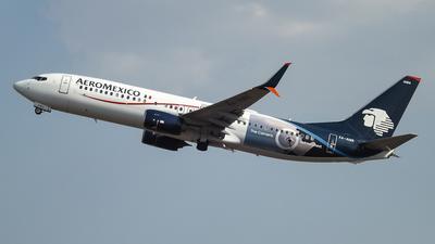 XA-AMA - Boeing 737-852 - Aeroméxico