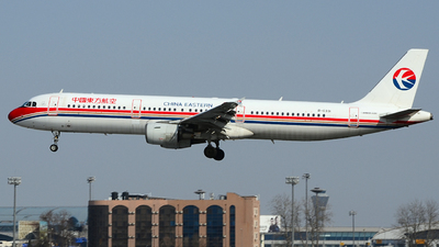 B-6331 - Airbus A321-211 - China Eastern Airlines